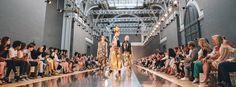 John Galliano for Maison Margiela FW 2015 Artisanal fashion show