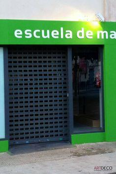 Proyecto integral para ejecución de Escuela de Masajes, en Castellón.