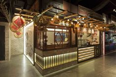 Jim's Malaysia kiosk by Vie Studio, Sydney – Australia » Retail Design Blog