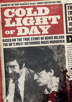From February 1989, COLD LIGHT OF DAY, directed by Fhiona-Louise. #FebruaryInBritishHorror