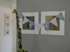 Blue decorative Bunting, Blue, Home Decor, Garlands, Decoration Home, Room Decor, Buntings, Home Interior Design, Banting