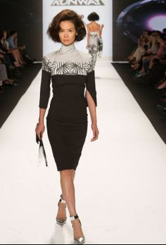 Project Runway Season 12 Dom Streater Episode 14 Look 9