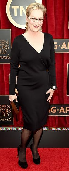 Meryl Streep: 2015 SAG Awards