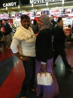 me & my Ummi