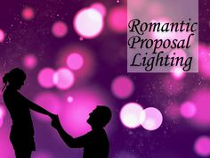Know she's the one and ready to pop the question? Use these lighting tips to set the mood for a romantic ... 15th Wedding Anniversary Gift, Anniversary Surprise, Ruby Anniversary, Romantic Ways To Propose, Romantic Proposal, Perfect Couple Pictures, Girls Night Drinks, Wallets For Girls, Business Cartoons