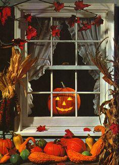 Halloween Ideals 1964 (http://doowackadoodles.blogspot.com/2012/10/halloween-ideals-1964.html) Amazing pin! I love Ideals! The good old days, sigh.......