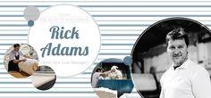 Rick Adams | The Faces of MiniJumbuk Rick is the manager of MiniJumbuk's wool carding line. His job is to make sure the wool is process correctly to MiniJumbuk high quality standards