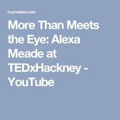 More Than Meets the Eye: Alexa Meade at TEDxHackney - YouTube