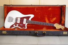 1966 Fender Jazzmaster - White Refin