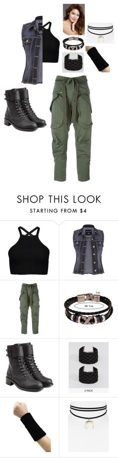 """MIestilo0300"" by paolaalbo ❤ liked on Polyvore featuring maurices, Faith Connexion, Philosophy di Lorenzo Serafini, ASOS, Jules Smith and Beauty Secrets"