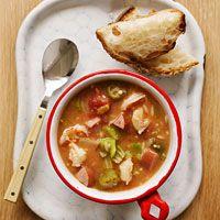 One-Pot Shrimp Gumbo Recipe