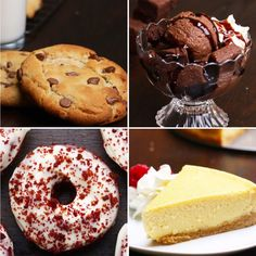 Boxed Cake Mix Has So Many Uses! These 4 Creative Recipes Will Give You Some Inspiration Sweet Desserts, Easy Desserts, Delicious Desserts, Vanilla Cake Mixes, Lemon Cake Mixes, Chocolate Chip Cookies Ingredients, Chocolate Cake Mixes, Box Cake Mix, Cake Mix Cookies