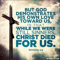 Jesus Died for Us   Christ died for us