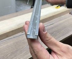 How to Make a Table Saw Fence for Homemade Table Saw #woodworkingtips