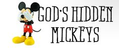 God's Hidden Mickeys | MORF Magazine