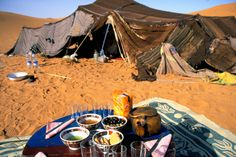 Here, you can enjoy a delightful breakfast and feel at home in the desert. Imagine, no cars or electricity humming, just pure bliss.