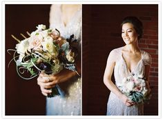 Intimate Carondelet House wedding: Andreia + Kenny | Neat Venues, Real Weddings | 100 Layer Cake