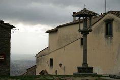 Fiesole, San Fracesco #Fiesole #Italy