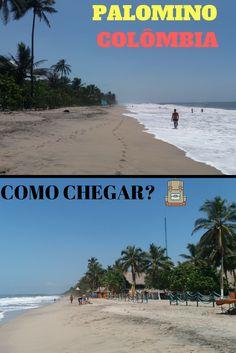 Saiba como chegar em Palomino, o que fazer, onde se hospedar e ate onde comer!   Descubra sobre esse paraíso colombiano!