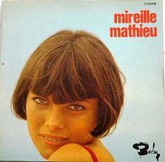 Mireille Mathieu - La première étoile, Il pleut toujours quans on est triste, Une simple lettre, Au bal du grand amour (1969)