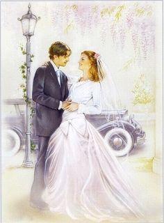 Свадьба. Картинки для декупажа. Обсуждение на LiveInternet - Российский Сервис Онлайн-Дневников