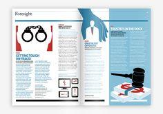 wired magazine layout - Google Search