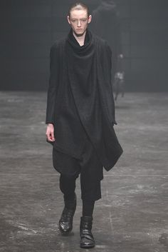 Fall/Winter 2012 collection from Japanese menswear line Julius.