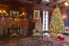 A Glensheen Christmas - Celebrate Christmas in the spirit of the Congdons, read more here