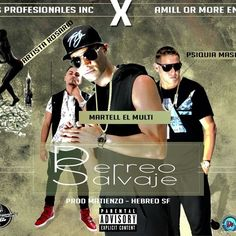 Perreo Salvaje by Martell ElMulti   Free Listening on SoundCloud