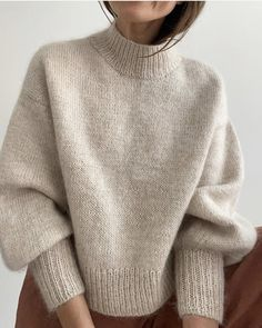 Minimal Outfit, Minimal Fashion, K Fashion, Womens Fashion, Looks Street Style, Cold Weather Fashion, Minimalist Wardrobe, Mode Outfits, Pulls