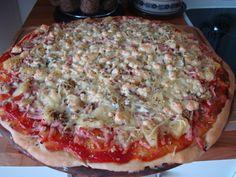 Paras pitsapohja | Pakkasten keittiöissä kokattua