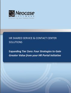 4 strategies to get more out of your HR portal. White Paper, Portal, Innovation