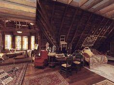 Charmed attic