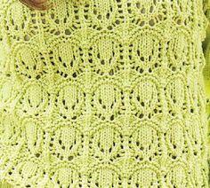 Knit stitch I would like to work out when I have time using Translation for Russian Knitting Symbols into English.
