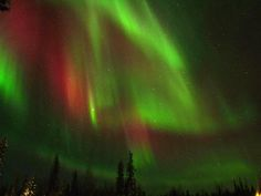 Weekend CME Produces Beautiful Aurora