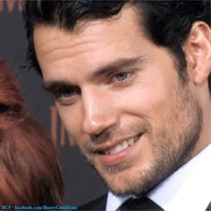 Could you say no? Henry Cavill Immortals World Premiere Red Carpet Event-01 by The Henry Cavill Verse, via Flickr