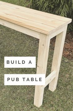 Diy Furniture Plans, Bar Furniture, Furniture Projects, Wood Projects, Wooden Furniture, Furniture Design, Cheap Furniture, Restaurant Furniture, Furniture Websites