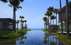 WOHA sculpts the balinese cliffs with alila villas