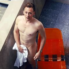 Pin for Later: You Won't Believe How Many Times Tom Hiddleston Has Been Nearly Naked on Screen Because he really is an excellent specimen.