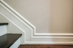 Trinity Bellwoods House - Design Spec Building Group #heritagehome #customhome #renovatioin #baseboards