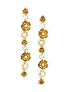 Bella long earrings