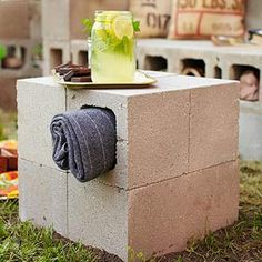Create an Outdoor Entertainment Area from Salvaged Finds - Better Homes & Gardens - BHG.com