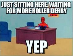 We can't wait for week 3 of #recruitmentfebruary tonight! It's a long day at work when you're waiting for #rollerderby #limerickrollerderby #lovelimerick #activelimerick #thisgirlcan #irishrollerderby #lrddoesfreshmeat by limerickrollerderby
