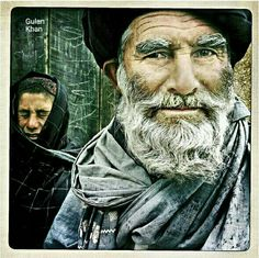Afghanistan old man