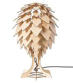 Het Lichtlab | Design verlichtingTafellamp No.35 Pine by Sober Design | Het Lichtlab