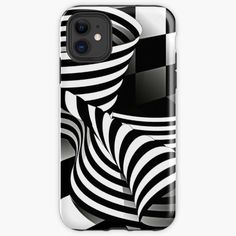 #mademesmiledesign #mademesmile #blackandwhite #findyourthing #redbubble #redbubblephonecase #iponecase #phonecase #phonecasedesign #iphonesoftcase #snapcase #toughphonecase #toughcase #walletcase #walletcover #walletphonecase #opart #samsungcover #samsungcase Cool Phone Cases, Iphone Case Covers, White Iphone, Laptop Skin, Cool Gifts, Samsung Cases, Protective Cases, Online Marketing, Online Shopping