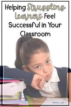 Helping Struggling Learners Feel Successful in Your Classroom Teacher Blogs, New Teachers, Teacher Hacks, Teacher Resources, Upper Elementary, Elementary Schools, Elementary Science, Teaching Tips, Teaching Reading
