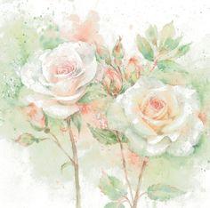 White Rose by Rose Eddington. 158x158mm, square single fold on fantastic textured art paper. http://www.thewhistlefish.com