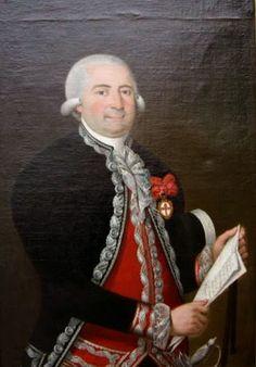 International Portrait Gallery: Retrato del Conde de Lerena