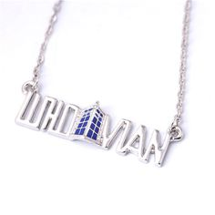 Doctor Who Whovian Necklace